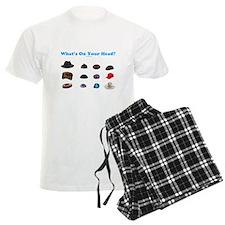 Jewish Headcoverings Pajamas