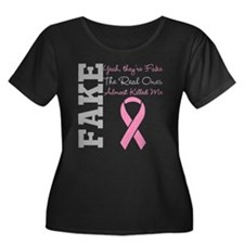 Yeah Fake Breast Cancer T