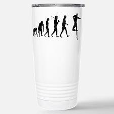 Male Dancer Travel Mug