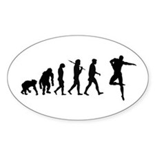 Male Dancer Decal