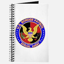 US Border Patrol SpAgent Journal