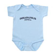 Indianapolis Football Infant Bodysuit