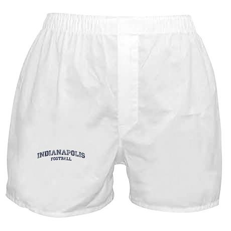 Indianapolis Football Boxer Shorts