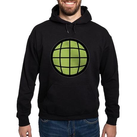 Captain Planet Globe Logo Hoodie (dark)