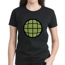 Captain Planet Globe Logo Tee
