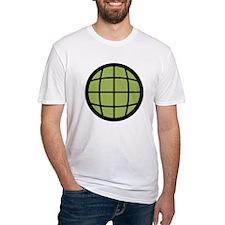 Captain Planet Globe Logo Shirt