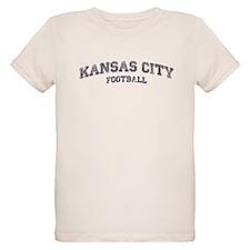 Kansas City Football T-Shirt