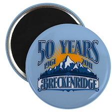 Breckenridge Blue Mountain Magnet