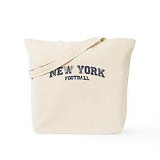 New York Football Tote Bag
