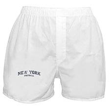 New York Football Boxer Shorts