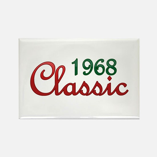 Cute The year 1968 Rectangle Magnet (10 pack)