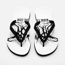 Cute Blog Flip Flops