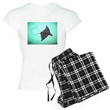 Spotted Eagle Ray Pajamas