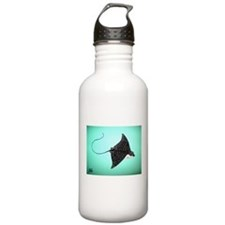 Spotted Eagle Ray Water Bottle