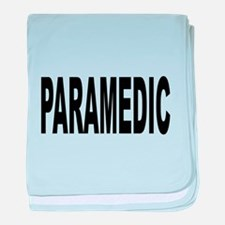 Paramedic baby blanket