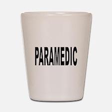 Paramedic Shot Glass