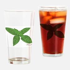 Basil Drinking Glass