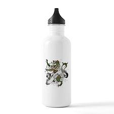 Craig Tartan Lion Water Bottle
