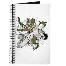 Craig Tartan Lion Journal