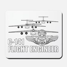 C-141 Flight Engineer Mousepad