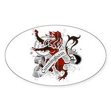 Cunningham Tartan Lion Bumper Stickers