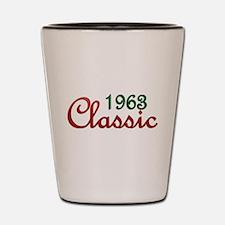 Cute Vintage 1963 Shot Glass