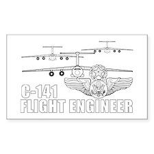 C-141 Flight Engineer Decal