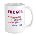 Ethically Challenged Large Mug