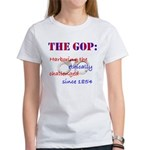 Ethically Challenged Women's T-Shirt