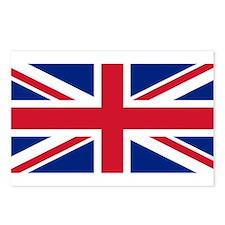 United Kingdom Postcards (Package of 8)