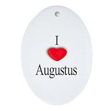 Augustus Oval Ornament
