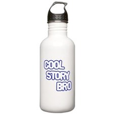COOL STORY, BRO Water Bottle