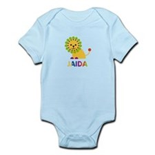 Jaida the Lion Infant Bodysuit