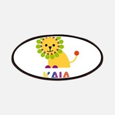 Kaia the Lion Patches