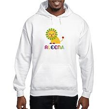 Aleena the Lion Hoodie Sweatshirt