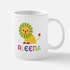 Aleena the Lion Mug