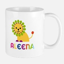 Aleena the Lion Small Small Mug