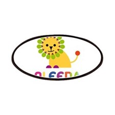 Aleena the Lion Patches