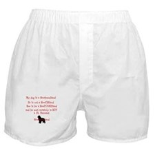 Cute Newf Boxer Shorts