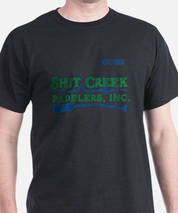 S Creek Paddlers T-Shirt