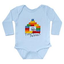 Future Architect Long Sleeve Infant Bodysuit
