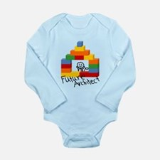 Future Architect Long Sleeve Infant Bodysuit