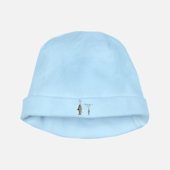 My Fish, Grandpa's Fish baby hat