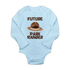 Future Park Ranger Long Sleeve Infant Bodysuit