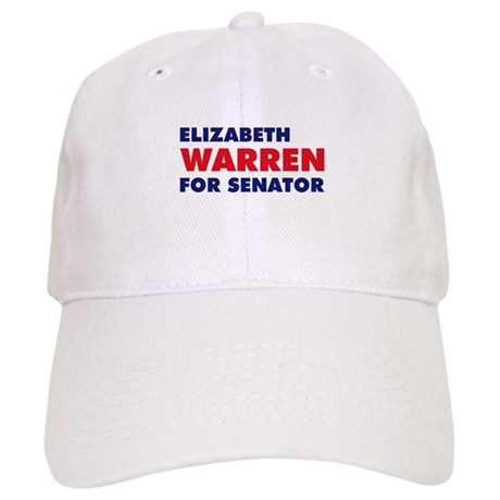Warren for Senator Cap