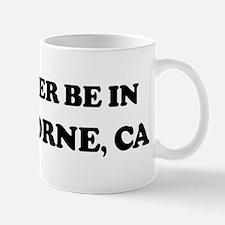 Rather be in Hawthorne Mug