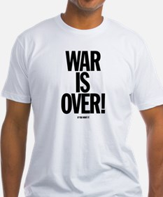 War Is Over - Shirt