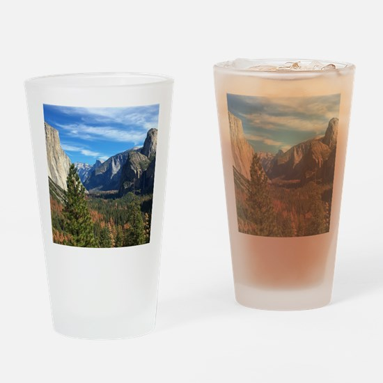 Unique Earthday Drinking Glass
