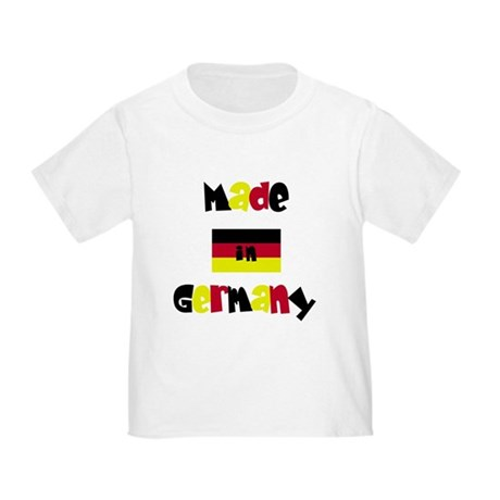 made in germany toddler t shirt. Black Bedroom Furniture Sets. Home Design Ideas