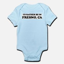 Rather be in Fresno Infant Creeper